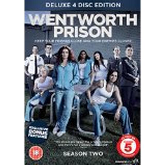 Wentworth Prison Season 2 Complete Deluxe [DVD]